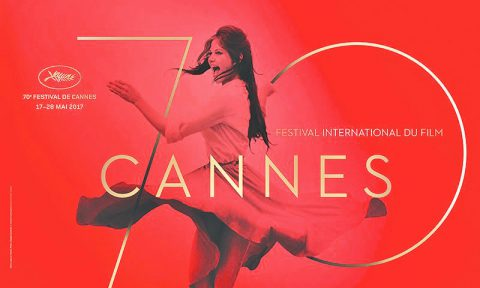70. Filmfestival in Cannes 2017: Plakat zum Fest