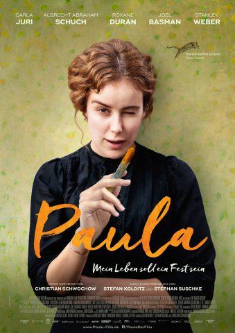 Paula - Mein Leben soll ein Fest sein 2016 Filmposter