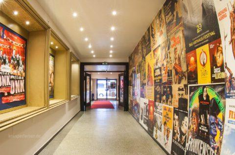 Metropol Eingangsbereich