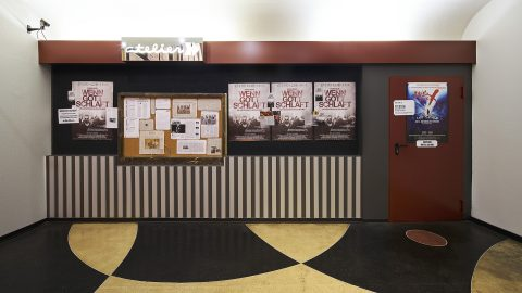 Filmkunstkinos Atelier Foyer