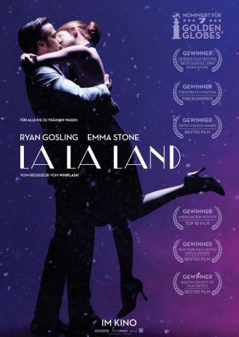 La La Land - 2016 Filmposter