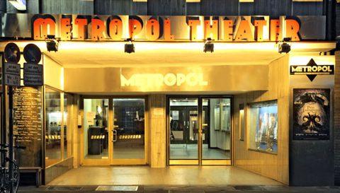 Metropol Kino von außen