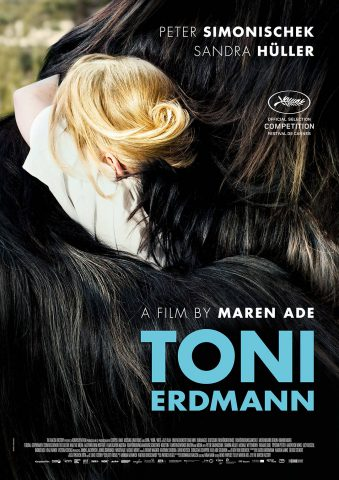 Toni Erdmann 2016 Filmposter