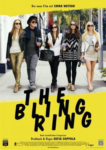 The Bling Ring 2013 Filmposter