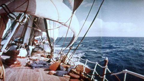 Windjammer: The Voyage of the Christian Radich 1958