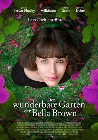 Der wunderbare Garten der Bella Brown 2017 Filmposter