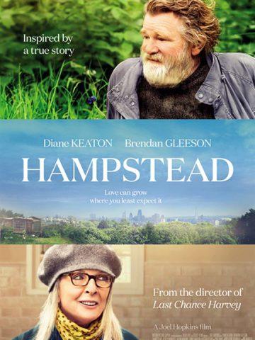 Hampstead Park - Aussicht auf Liebe 2017 Filmposter