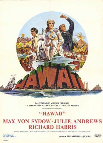 Hawaii 1966 Filmposter