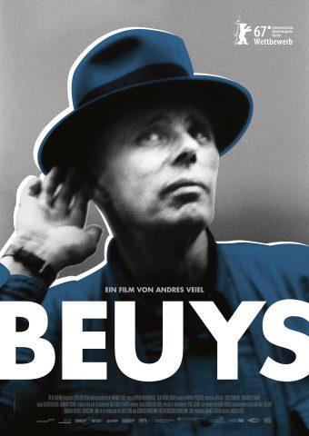 Beuys 2017 Filmposter