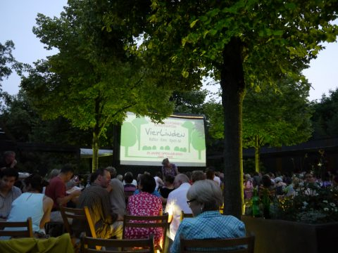 Vier Linden Open Air Kino