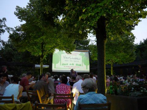 Vier Linden Open Air Kino