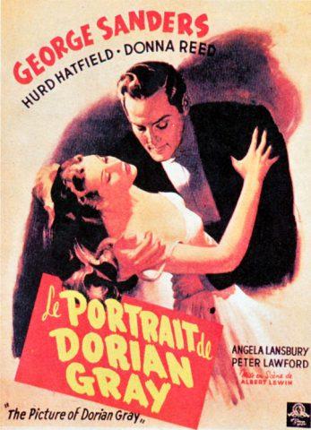 Das Bildnis des Dorian Gray 1945 Filmposter