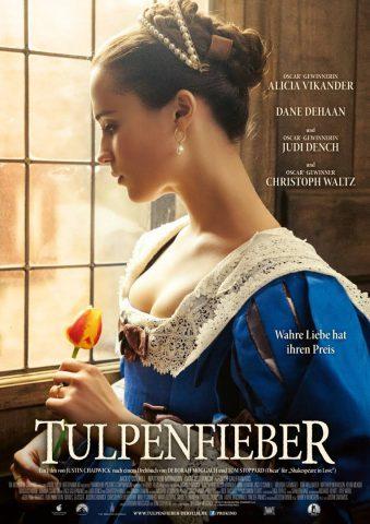 Tulpenfieber 2017 Filmposter