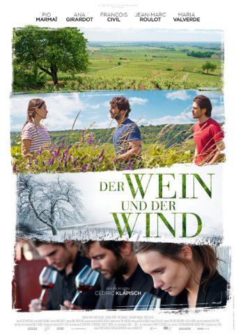 Der Wein und der Wind 2017 Filmposter