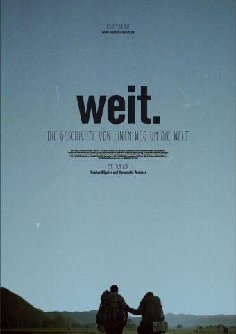 Weit Filmposter