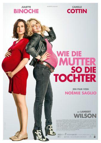 Wie die Mutter, so die Tochter 2017 Filmposter