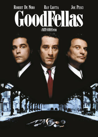GoodFellas 1990 Filmposter
