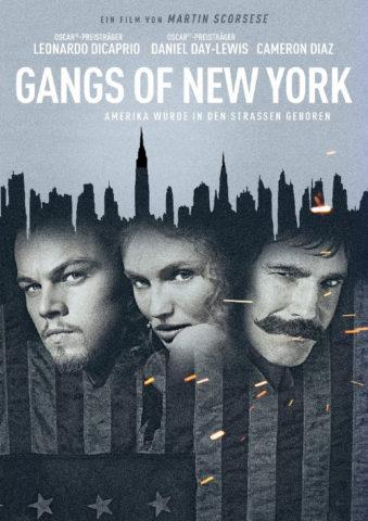 Gangs of New York 2002 Filmposter