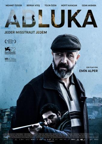 Abluka - Jeder misstraut jedem 2017 Filmposter