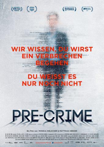 Pre-Crime 2017 Filmposter