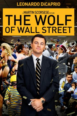 The Wolf of Wall Street 2013 Filmposter