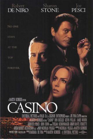 Casino 1995 Filmposter