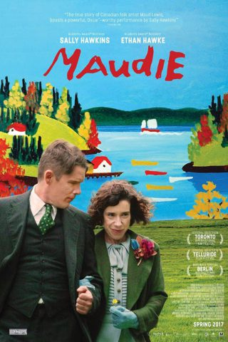 Maudie 2017 Filmposter