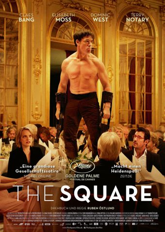The Square 2017 Filmposter