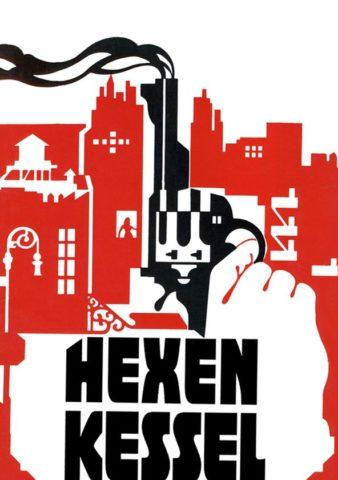 Hexenkessel 1973 Filmposter