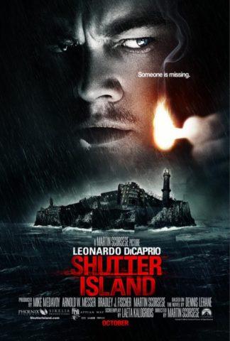 Shutter Island 2010 Filmposter