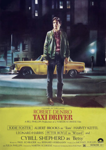Taxi Driver 1976 Filmoster