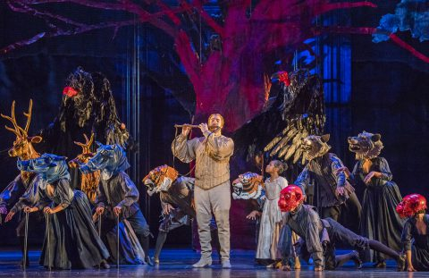 Die Zauberflöte, Royal Opera House London