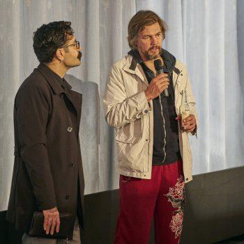 Premiere Atelier Wenn Gott Schläft