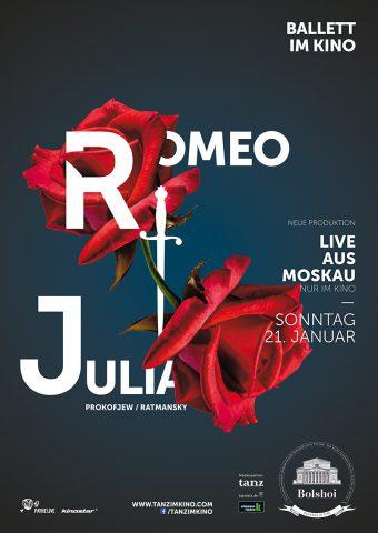 Romeo und Julia - Bolshoi 2018