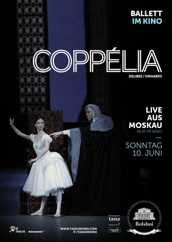 Coppélia - Bolshoi 2018