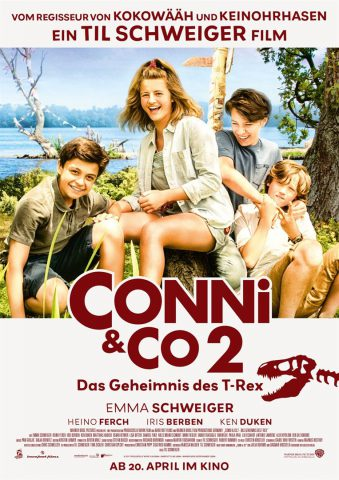 Conni & Co 2 - 2017 Filmposter