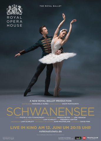 Schwanensee ROH 17/18 Poster