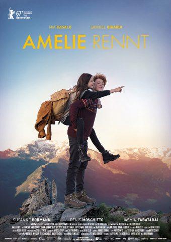 Amelie rennt 2017 Filmposter