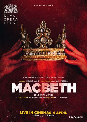 Macbeth ROH 17/18 Poster