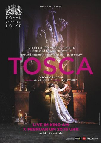 Tosca ROH 17/18 Poster
