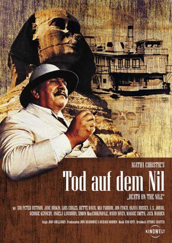 Tod auf dem Nil 1978 Filmposter