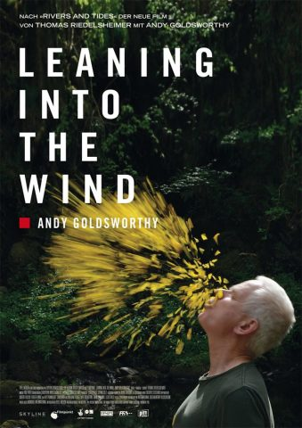 Leaning into the Wind 2017 Filmposter