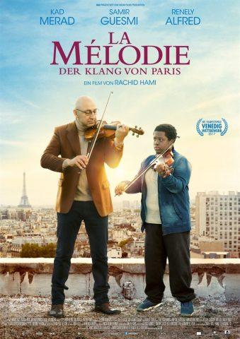 La Mélodie 2016 Filmposter