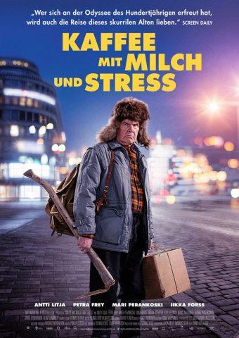 Kaffee mit Milch und Stress 2014 Filmposter