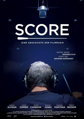 Score 2017 Filmposter
