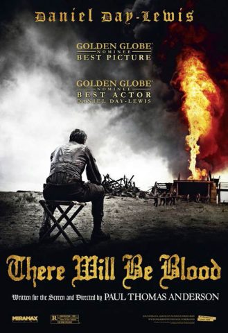 There will be Blood 2007 Filmposter