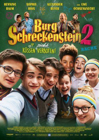 Burg Schreckenstein 2 - 2017 Filmposter