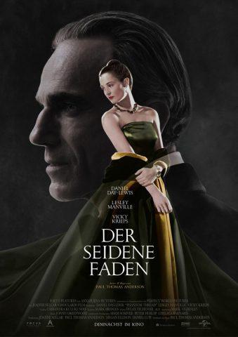 Der seidene Faden 2017 Filmposter