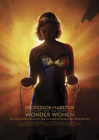 Professor Marston & The Wonder Women - 2017 Filmposter