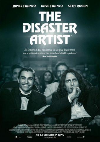 The Disaster Artist 2017 Filmposter